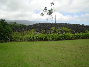 Pi'ilanihale heiau at National Tropical Botanical Gardens